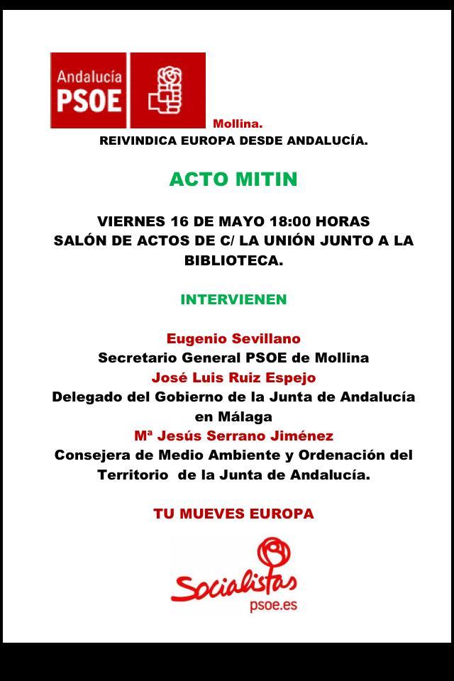 anuncio PSOE