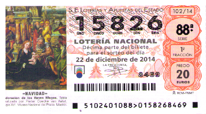 Lotería del PSOE de Mollina
