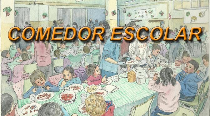 Puntos del pleno sobre el Comedor Escolar de Mollina